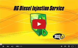 BG Injector Cleaning Service