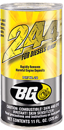 BG 244 Fuel system cleaner